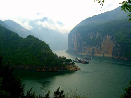 Yangtze-top 5 longest rivers in the world