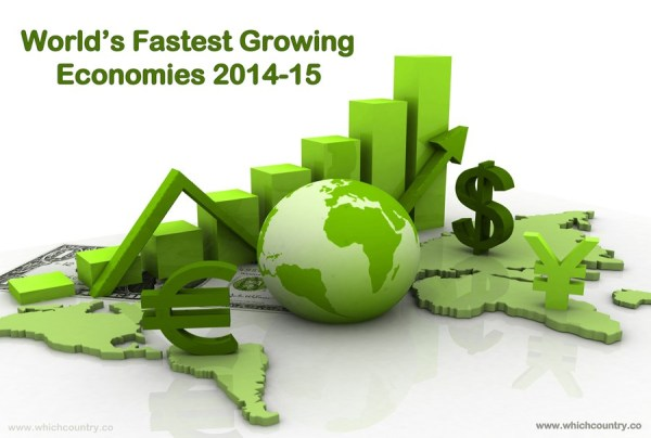 Top Ten Countries with Fastest Growing Economies | Which ...