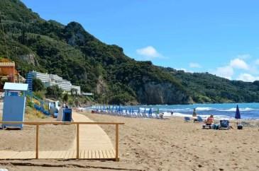 Agios Gordios Beach Corfu