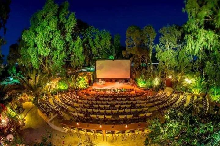 Cinekamari Santorini