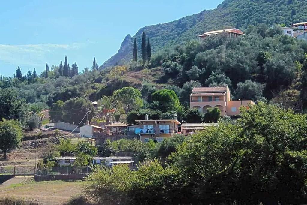 Ermones Corfu
