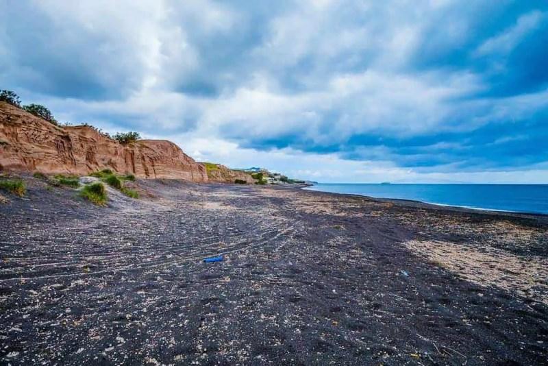 Exo Gialos Beach Santorini