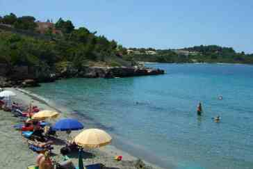 Gradakia Beach Kefalonia