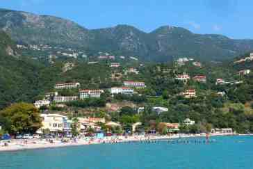 Ipsos Beach Corfu