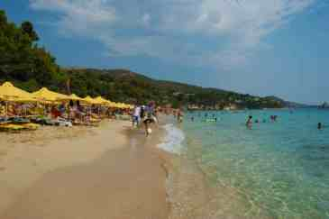Makris Gialos Beach Kefalonia