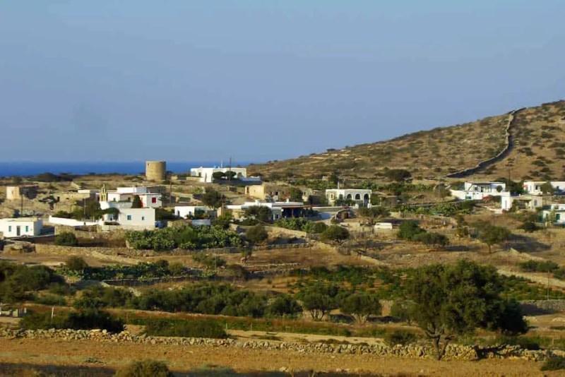 Messaria Santorini