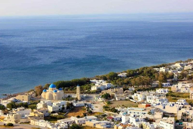 Perissa Santorini