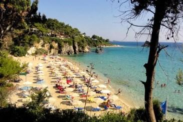 Platis Gialos Beach Kefalonia