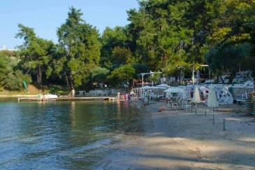 Papalimani Beach Thassos