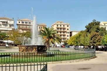Spianada Square Corfu