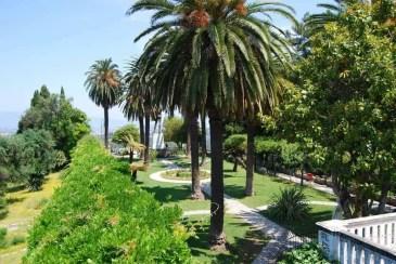 Achilleion Gardens Corfu