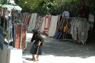 Textile Shop in Zia Kos