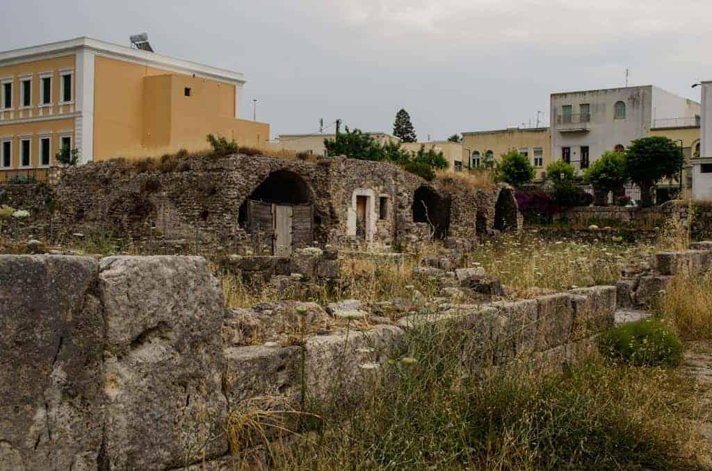 Ancient Agora Kos 3