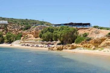 Limnionas Beach Kos