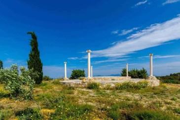 Hippocrates Garden Kos