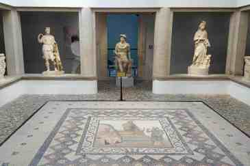 Archaeological Museum statues