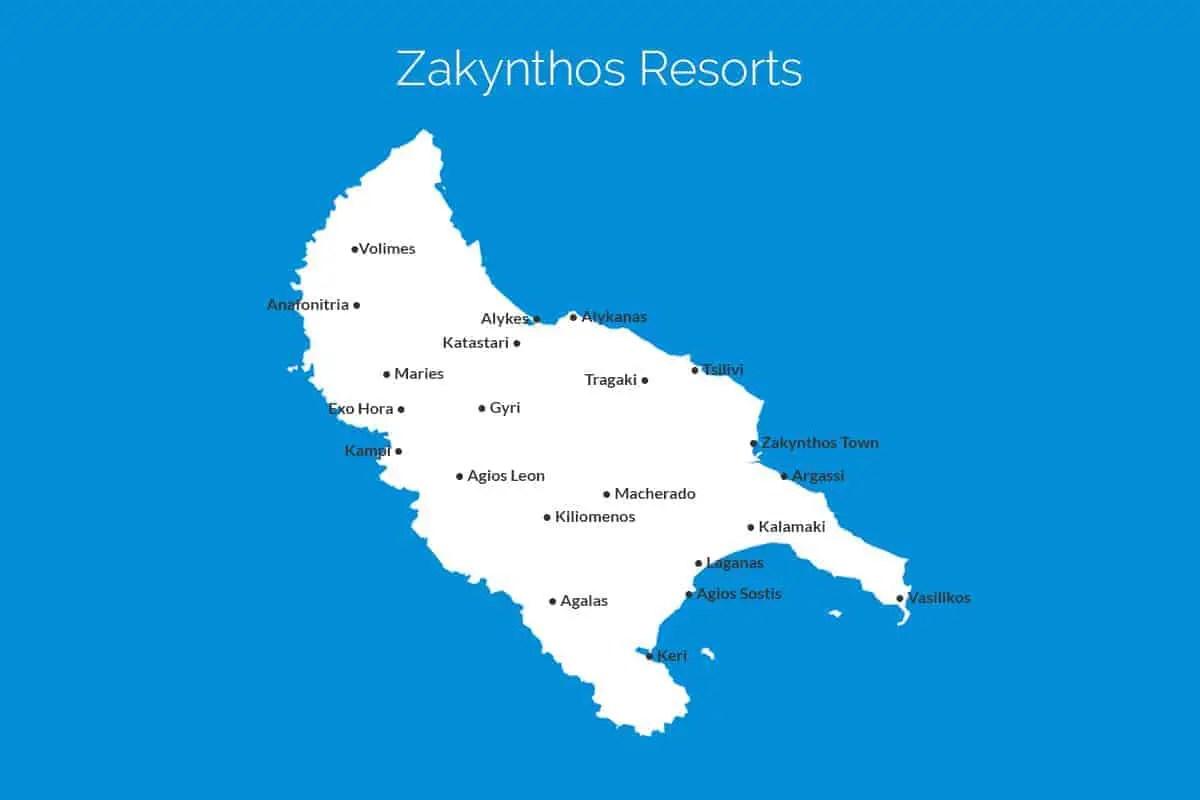 Zakynthos Resorts