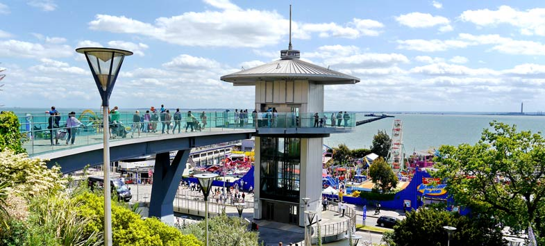 PIcture of Southend Essex.