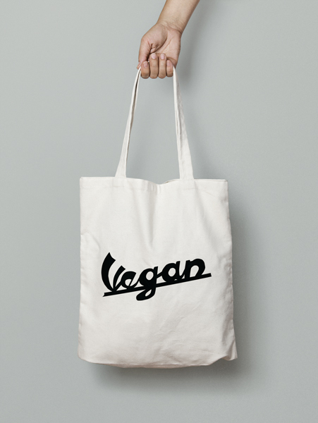Vegan-Vespa-Canvas-Tote-Bag-Black