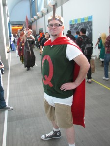 Quail Man (I miss Doug)
