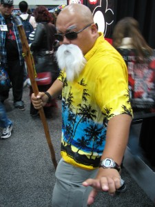 Master Roshi from Dragonball/ Dragonball Z