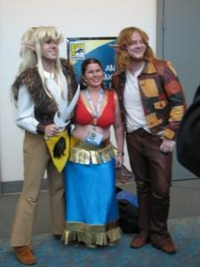 Cutter, Leetah and Pike.. oh my!