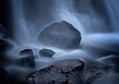 Keld Waterfall - John Race - HC