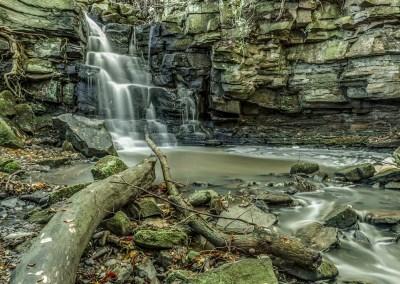 Waterfall - Paul Burdon - HC