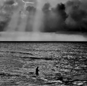 Storm fishing