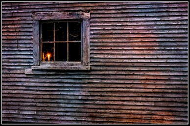 Fred Wright - Candle In The Window (HC)