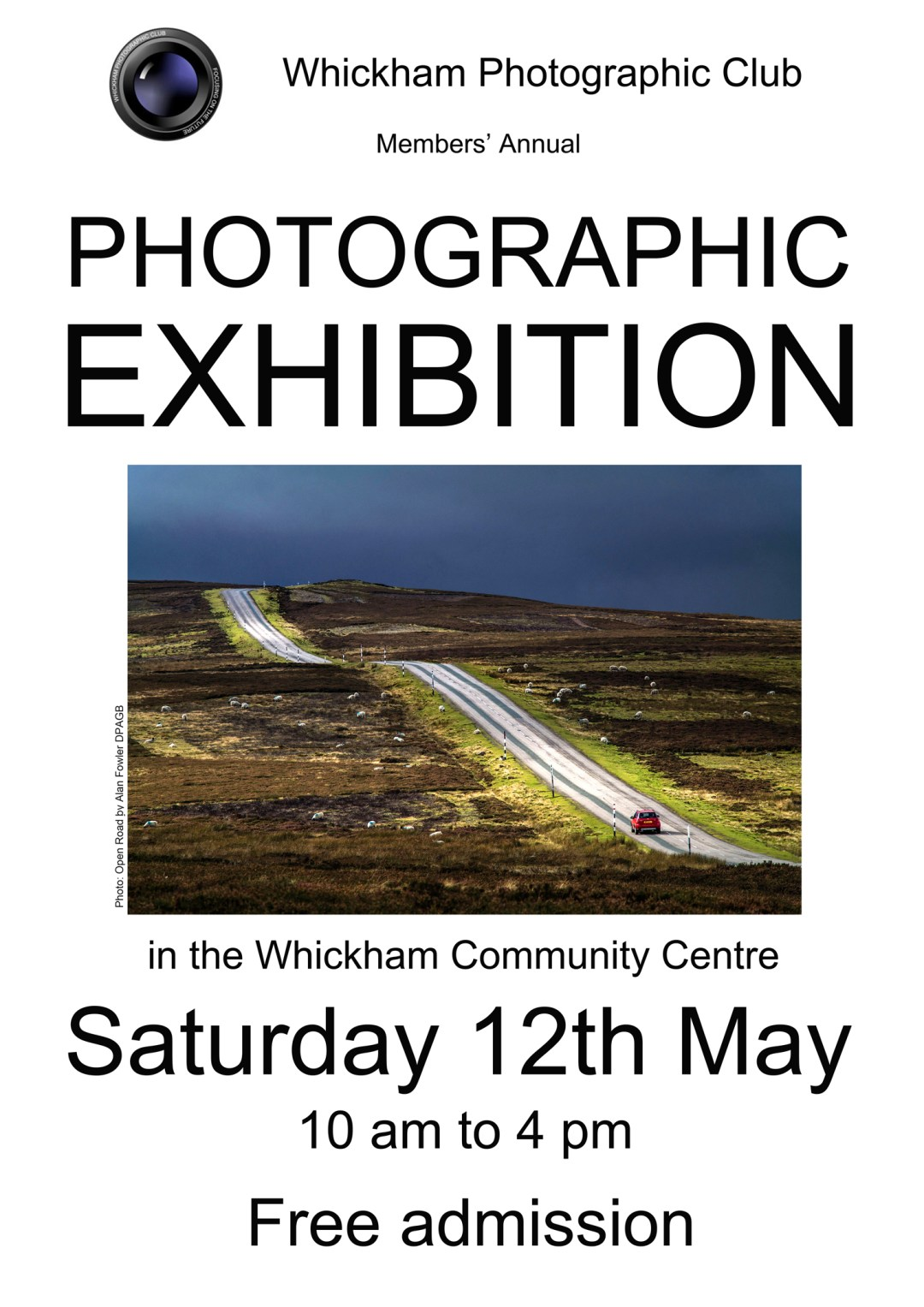 Whickham Photographic Exhibition 2018