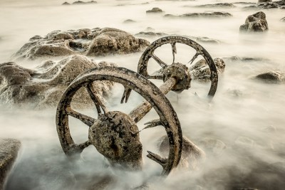 Corroding Wheels