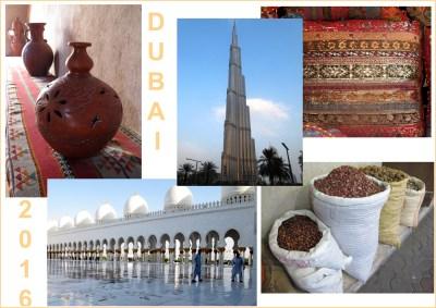 02 Dubai postcard