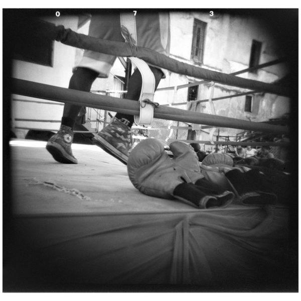 Havana Boxing Club (photo by Lorraine Healy)