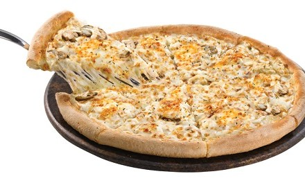 Papa John's Introduces new Chicken Carbonara Pizza
