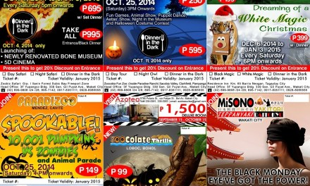 """Zoomanity Parks brings you Big """"O""""wesome October"""