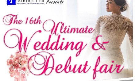 Visit the 16th Ultimate Wedding and Debut Fair