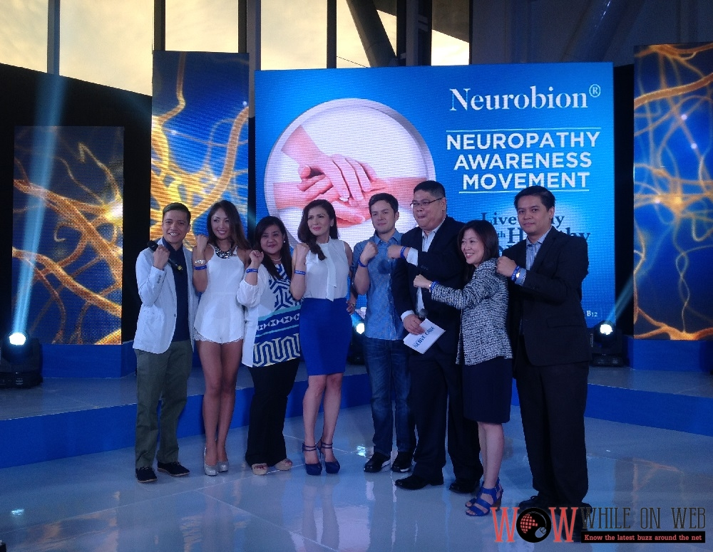 Neurobion® launches Neuropathy Awareness Movement