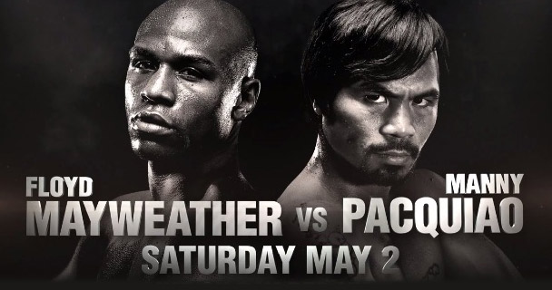 Where to watch Pacquiao -  Mayweather fight