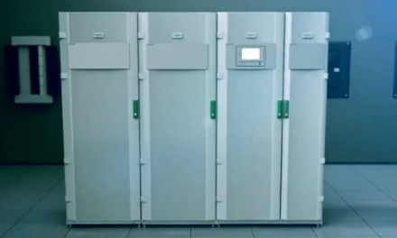 Schneider Electric Galaxy VM: Up to 99% Energy Efficiency and Reliable Power Protection
