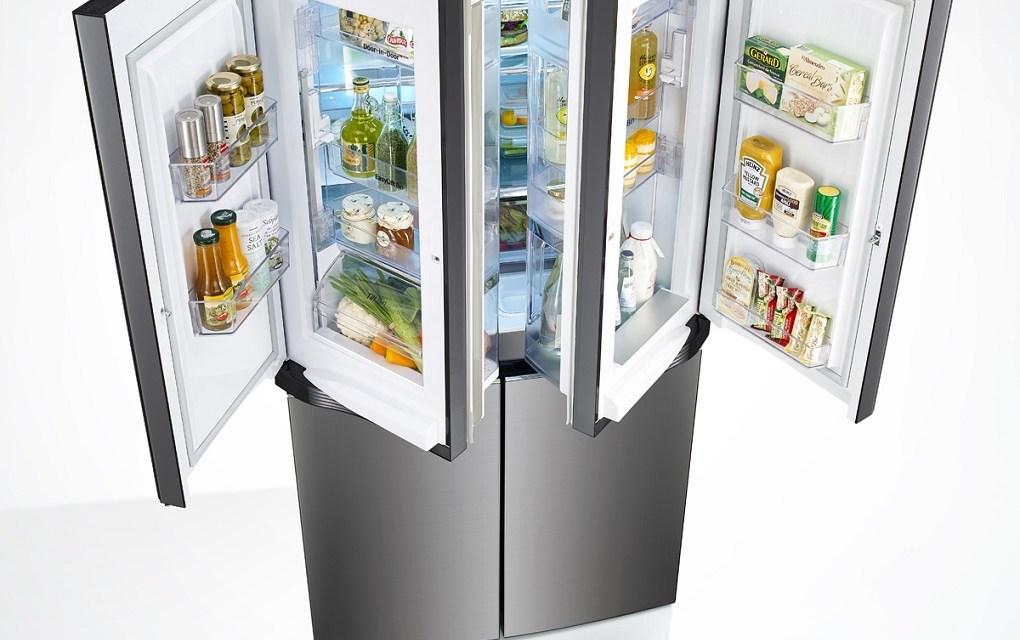 LG introduces first-of-its kind Dual Door-in-Door refrigerator