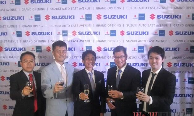 Suzuki Dealership expands to East Avenue
