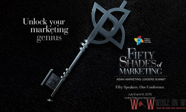 50 Shades of Marketing: Unlock Your Marketing Genius