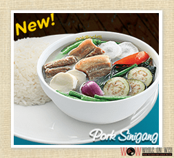 Pork Sinigang for rainy season