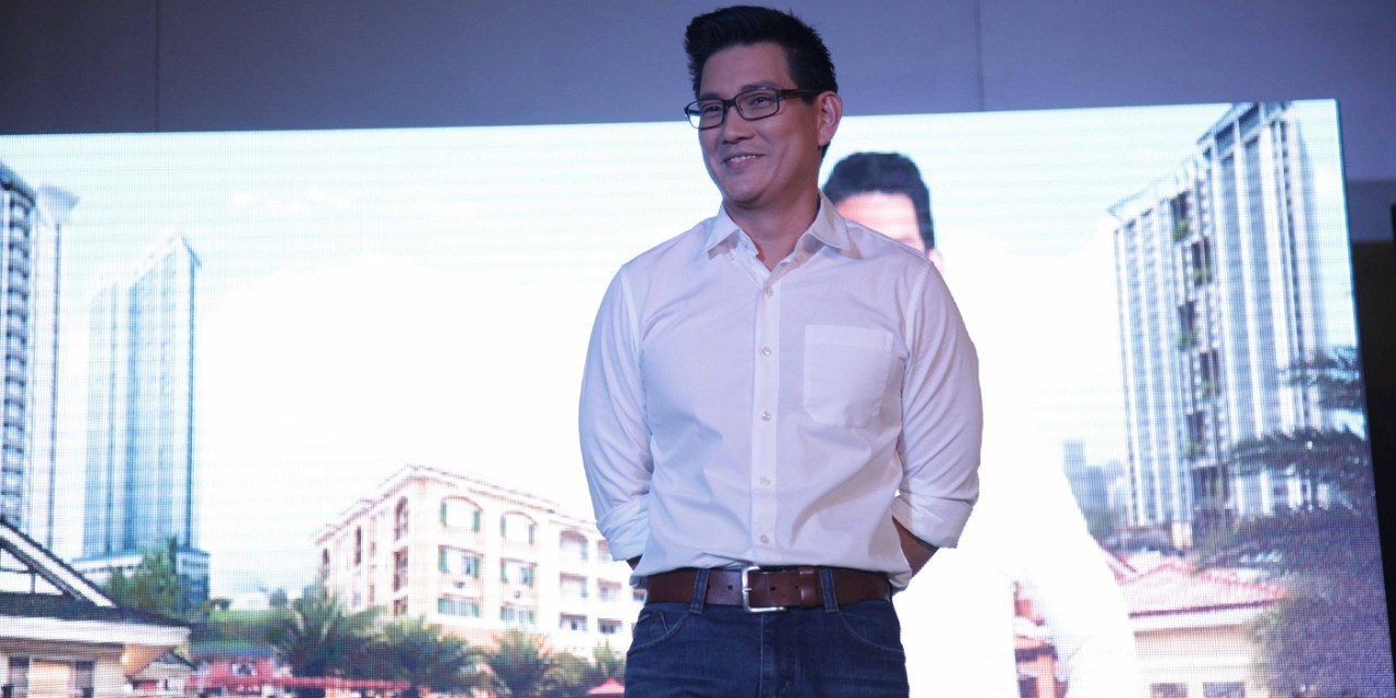 Richard Yap is Filinvest's new brand ambassador