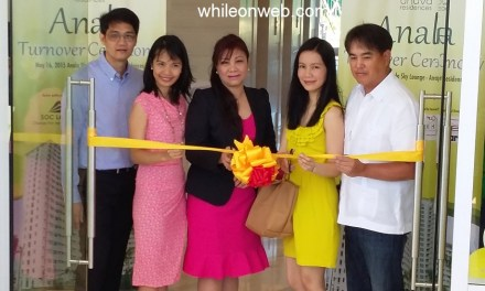 SOC Land's Anuva Residences turns over first tandem building
