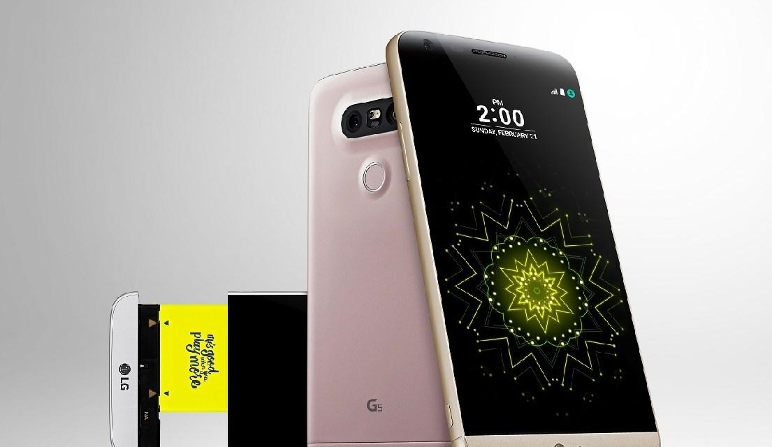 LG G5: The next smartphone superstar finally arrives