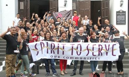 Marriott Manila Joins Brigada Eskwela