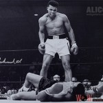 Muhammad Ali, the boxing legend died at 74