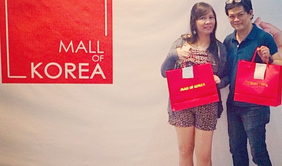 Mall of Korea invades Manila